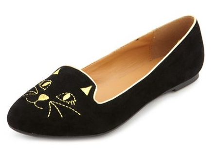 Charlotte Russe 'Kitty Flats'