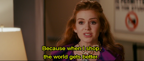 'Confessions Of A Shopaholic'