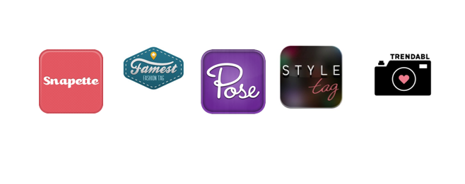 Fashion Apps Round-Up: Snapette, Famest, Pose, Style Tag, Trendabl