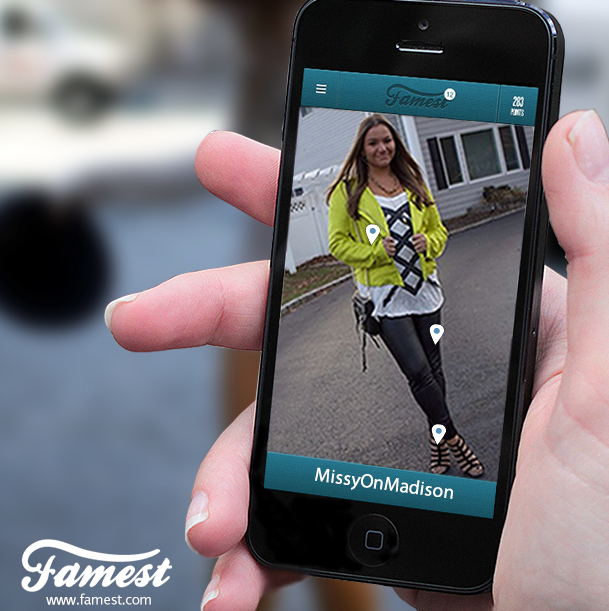 Join me on the Famest app --> @MissyOnMadison