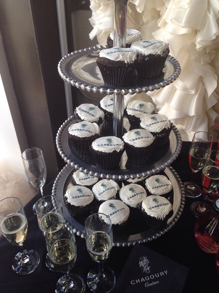 Chagoury Couture Cupcakes Get Chic With Chagoury LA MissyOnMadison