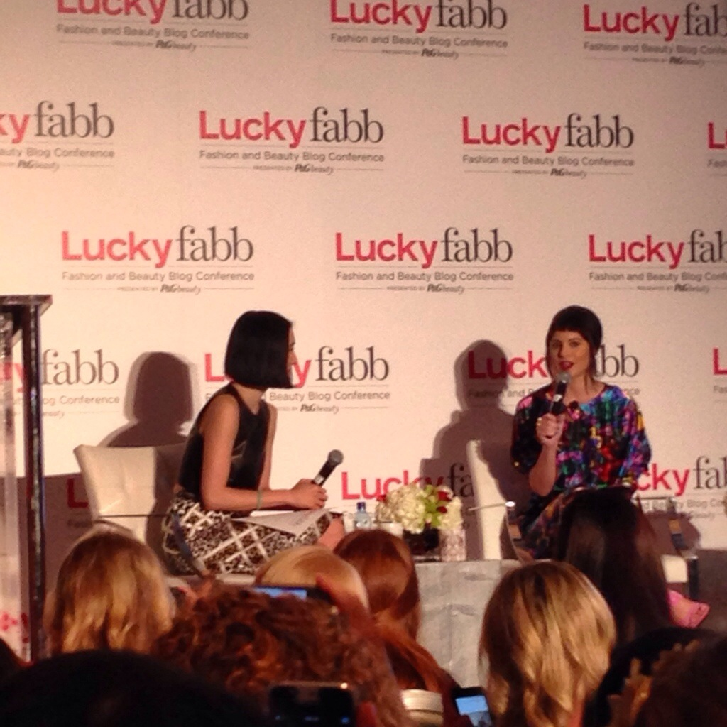 Lucky Fabb Lucky Fabb West 2014 Lucky Magazine Nasty Gal Girl Boss Sophia Amoruso Fashion Style Independent Woman Blog Blogger Fashion Blog Fashion Blogger Eva Chen