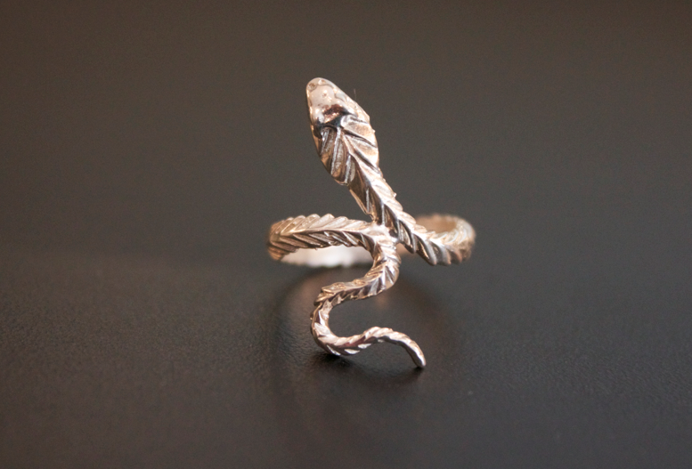snake ring sterling silver fashion blog blogger fashionblogger missyonmadison adornia nyc jewels jewelry bling