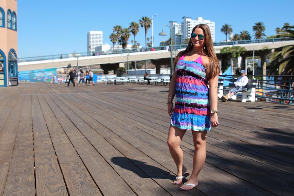 santamonicapier fashionblog blogger blog missyonmadison style styleblog target toryburch summer travel trip cali la california
