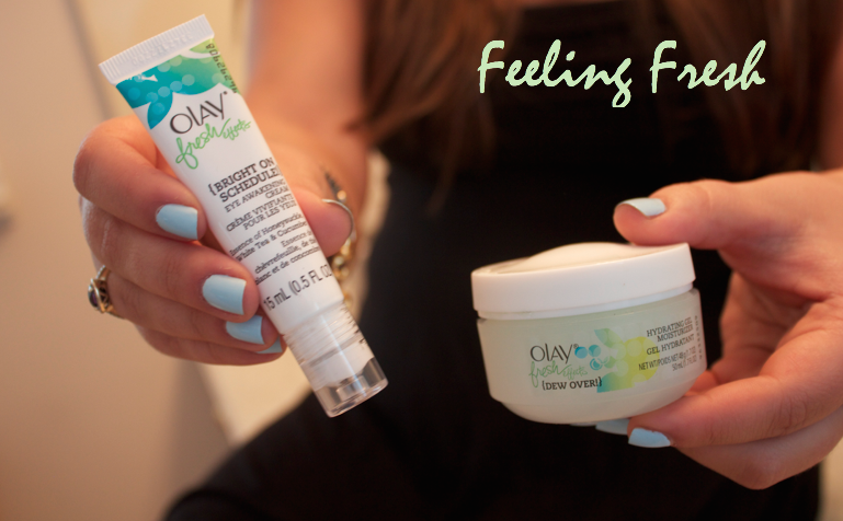 feelingfresh fresheffects olay beauty makeup skincare luckyfabb missyonmadison blog blogger beautyblog