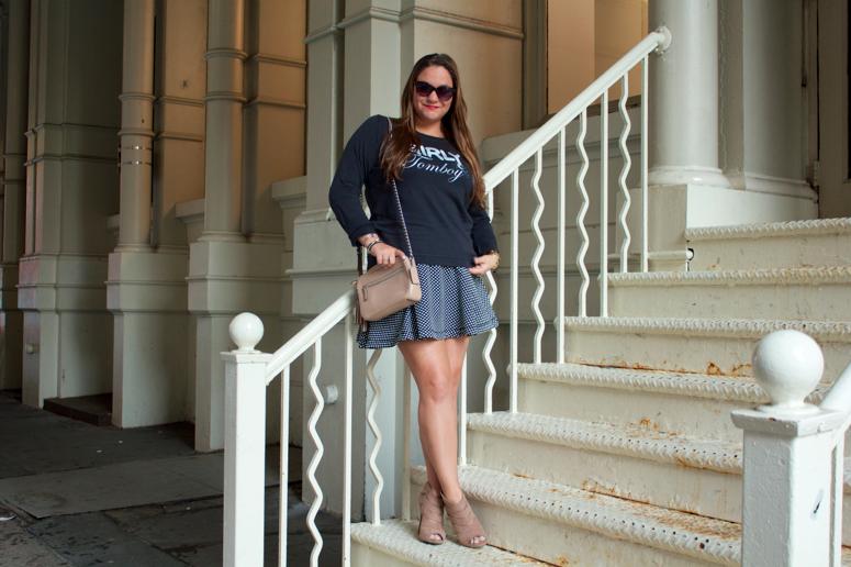 nyc photo photography polkadots coach redlips missyonmadison blog blogger fashion style styleblog fashionblog fashionblogger